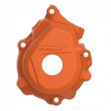 IGNITION COVER PROTECTOR KTM/HUSKY SXF250/350 16-17, EXCF250/350 2017, FC250/350 16-17 ORANGE